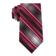 Van Heusen® Wellman Stripe Silk Tie
