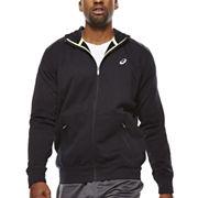 asics hoodie fleece