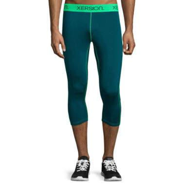 jcpenney.com | Xersion™ 3/4-Length Compression Pants