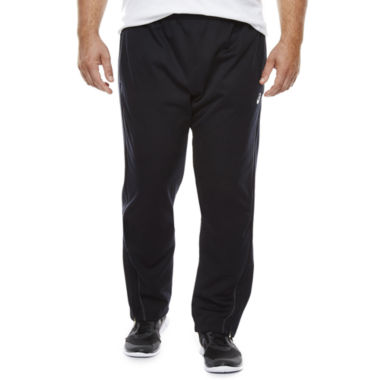 jcpenney.com | Asics® Fleece Athletic Warm Up Pants - Big & Tall