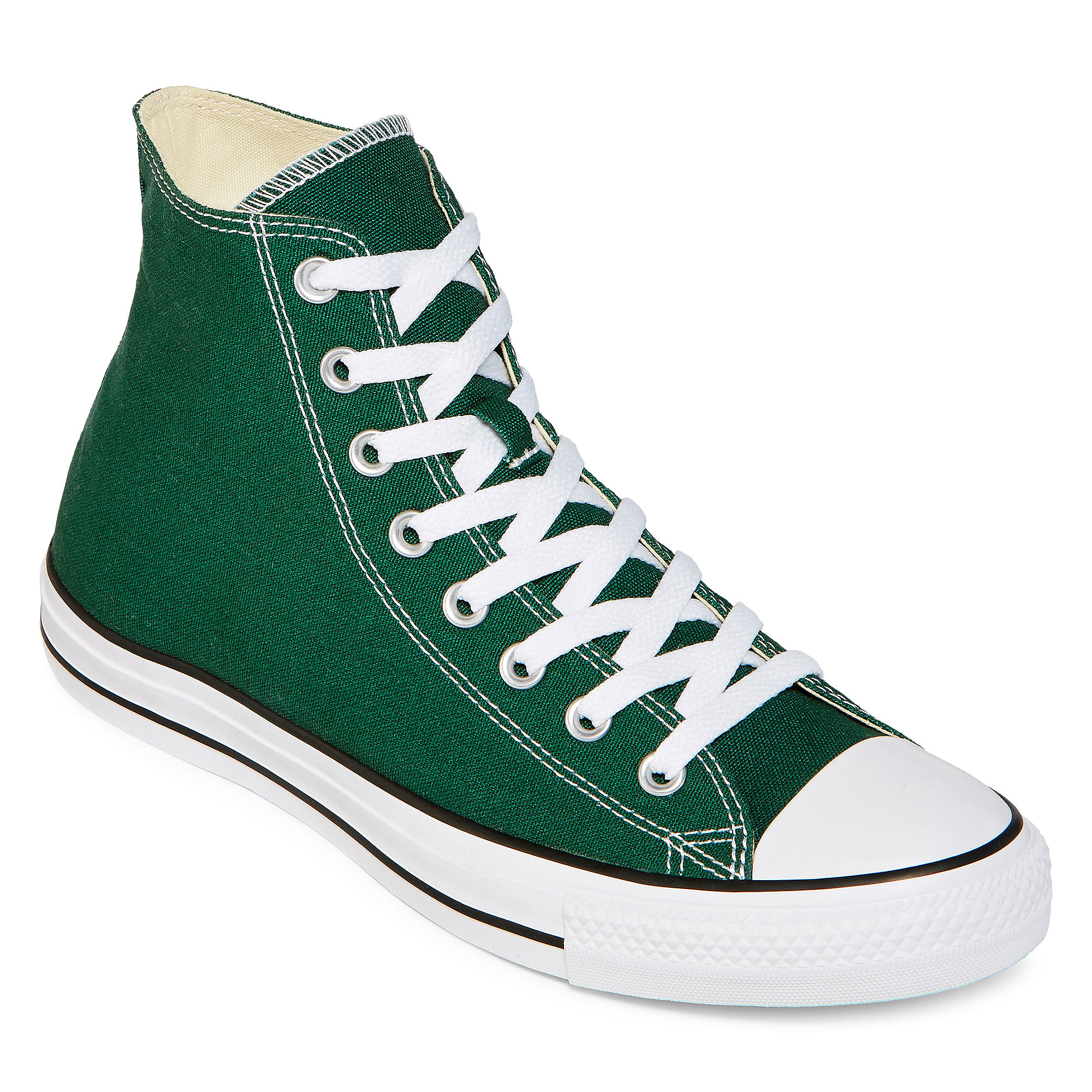 ... All Star High-Top Mens Sneakers. UPC 886956166126 product image for  Converse Unisex Chuck Taylor Hi Gloom Gloom Green Basketball Shoe 8