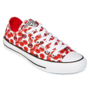 Converse Chuck Taylor® Kiss Print Womens Fashion Sneakers