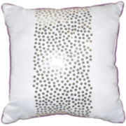 Seventeen® Marrakesh Square Decorative Pillow
