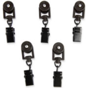 10-pk. of Sliders for Cordless Track Traverse Rod
