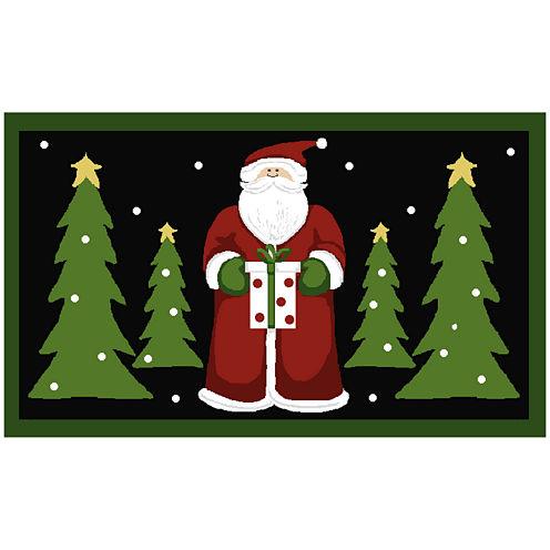 Nourison® Santa Rectangular Rug