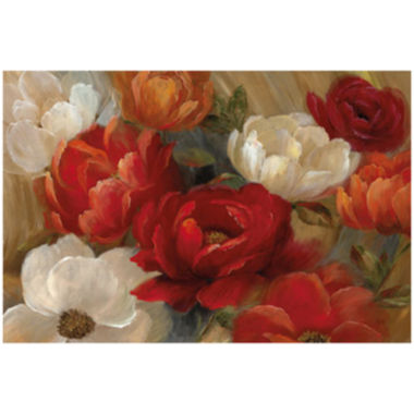jcpenney.com | Jardin De Corail Canvas Wall Art