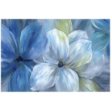 jcpenney.com | Morning Glory Canvas Wall Art