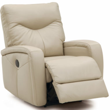 jcpenney.com | Torrey Metro Leather Match Power Wall-Hugger Recliner