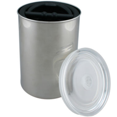 jcpenney.com | AirScape Large Stainless Steel Canister