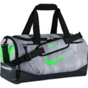 Nike® Team Training Graphic Small Duffel Bag