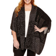 Worthington® Kimono Cardigan Sweater - Plus