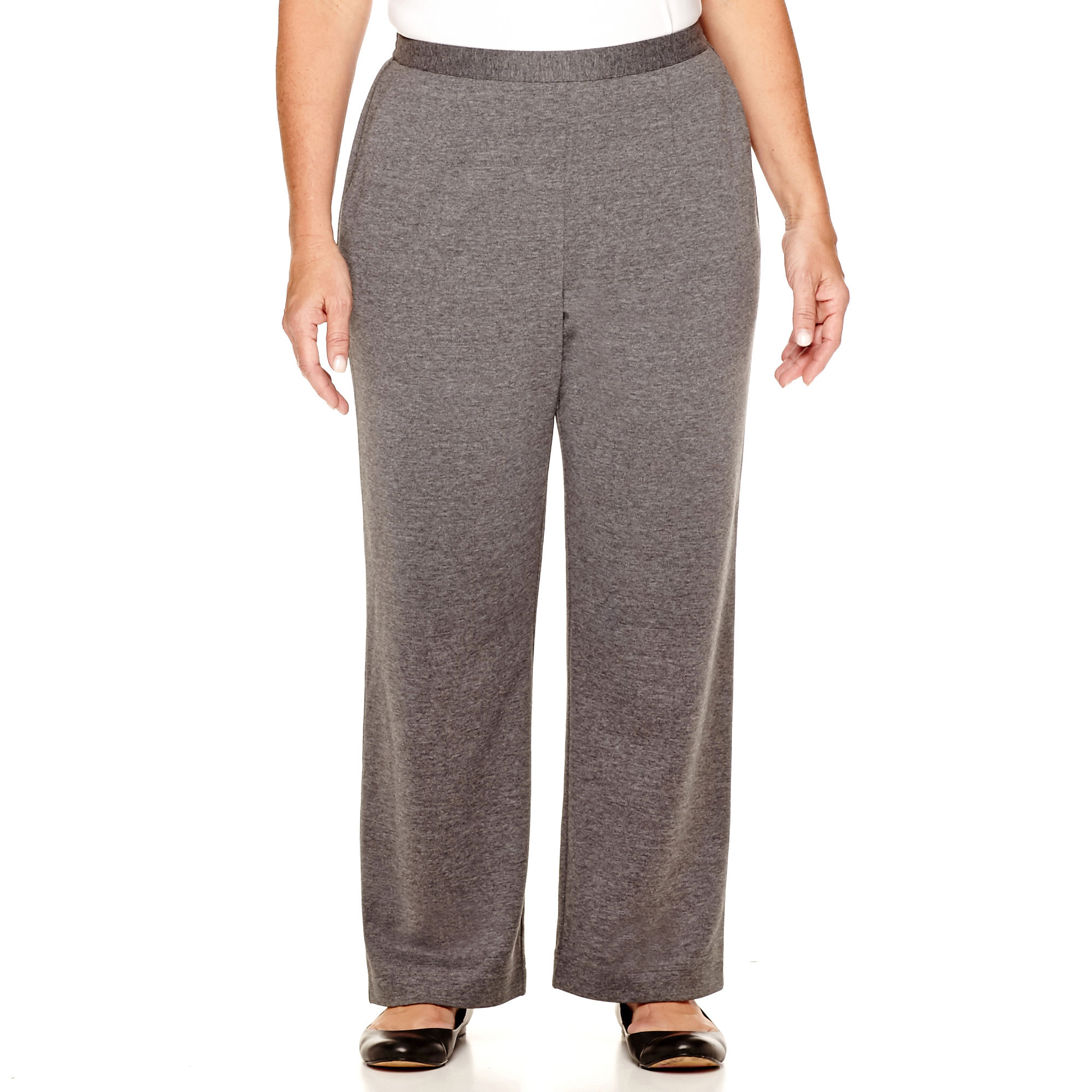 Alfred Dunner Madrid Pull-On Pants - Plus