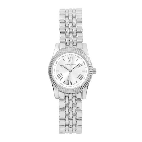 Journee Collection Womens Stainless Steel Bracelet Watch