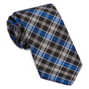 U.S. Polo Assn.® Herringbone Plaid Silk Tie