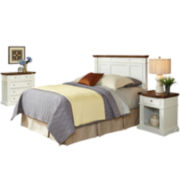 Bransford Headboard, Nightstand and Chest
