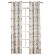 No. 918 Kelby Grommet-Top Curtain Panel