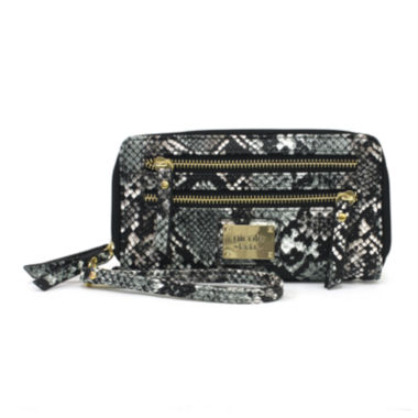 jcpenney.com | nicole By Nicole Miller® Shay Multi-Zip Wallet