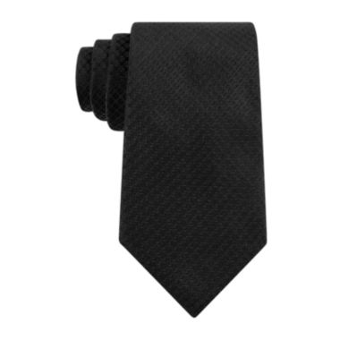 jcpenney.com | Stafford® Neat Solid Silk Tie