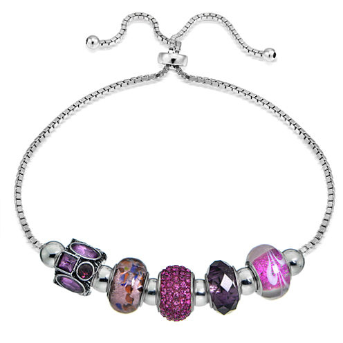 Sparkle Allure Womens Stretch Bracelet