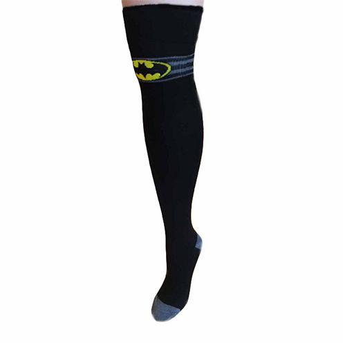 Batman Over the Knee Socks