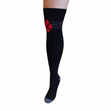 jcpenney.com | DC Comics Over the Knee Socks