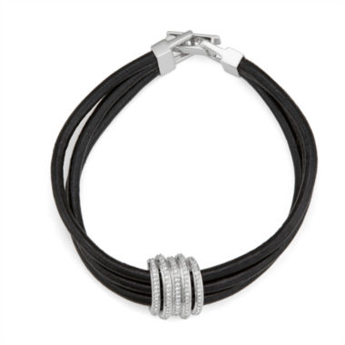 jcpenney.com | 1/3 CT. T.W. White Diamond Wrap Bracelet