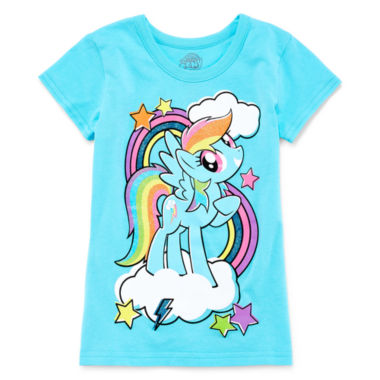 jcpenney.com | My Little Pony My Little Pony Graphic T-Shirt-Preschool Girls