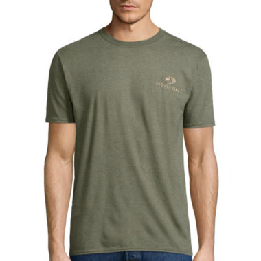 jcpenney.com | Mossy Oak Short Sleeve Crew Neck T-Shirt