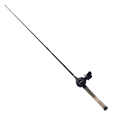 Berkley Lightning Rod Lowpro Spincasting Combo Rod and Reel