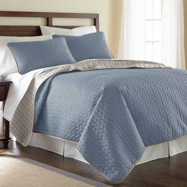 jcpenney.com | Pacific Coast Textiles 3-pc. Coverlet Set