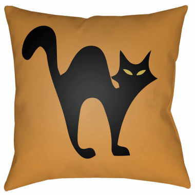 jcpenney.com | Decor 140 Alley Cat Square Throw Pillow