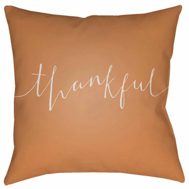 jcpenney.com | Decor 140 Thankful Square Throw Pillow