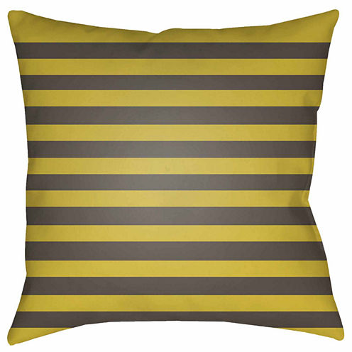 Decor 140 Harvest Stripes Square Throw Pillow - JCPenney