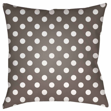 jcpenney.com | Surya Harvest Dots Square Throw Pillow