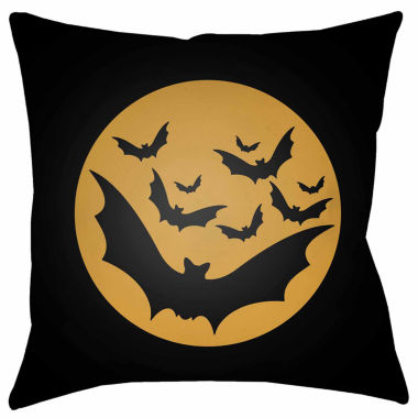 jcpenney.com | Surya Hallow'S Eve Square Throw Pillow