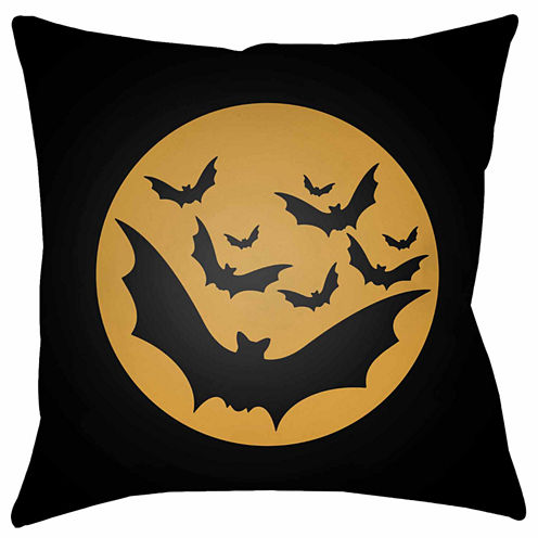 Decor 140 Hallow'S Eve Square Throw Pillow