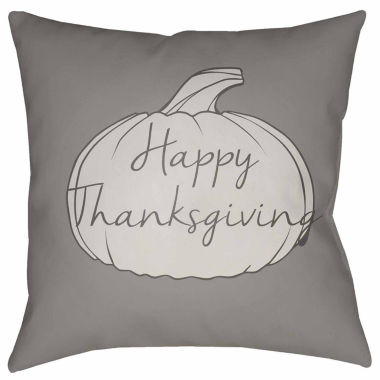 jcpenney.com | Decor 140 Thankful Holiday Square Throw Pillow