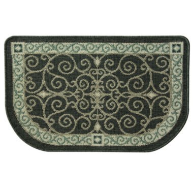 "jcpenney.com | Bacova Guild Eastly Midnight Wedge Accent Rug - 26""X47"""