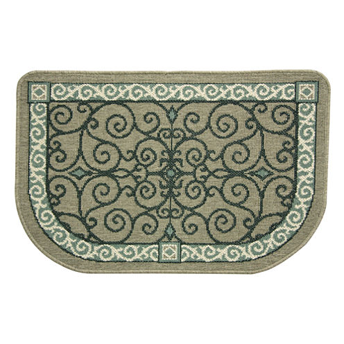 "Bacova Guild Eastly Wedge Accent Rug - 26""X47"""