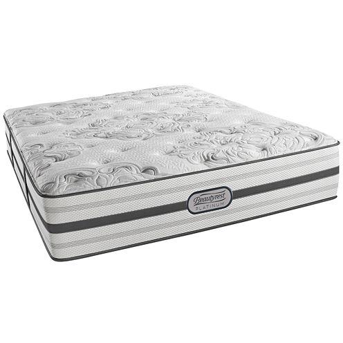 Simmons® Beautyrest® Platinum® McKenna Plush - Mattress Only