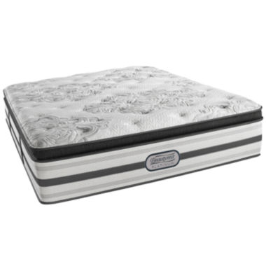 jcpenney.com | Simmons® Beautyrest® Platinum® McNeil Pillow Top Luxury Firm Mattress