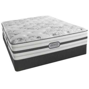 jcpenney.com | Simmons® Beautyrest® Platinum® McKenna Luxury Firm - Mattress + Box Spring