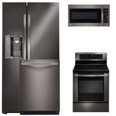 jcpenney.com | LG 4-pc. Electric Kitchen Package
