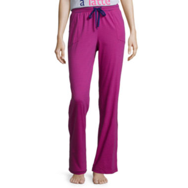 jcpenney.com | Sleep Chic Jersey Pajama Pants