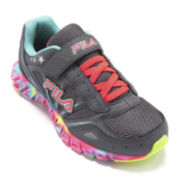 Fila® Volcanic Girls Running Shoes - Little Kids/Big Kids