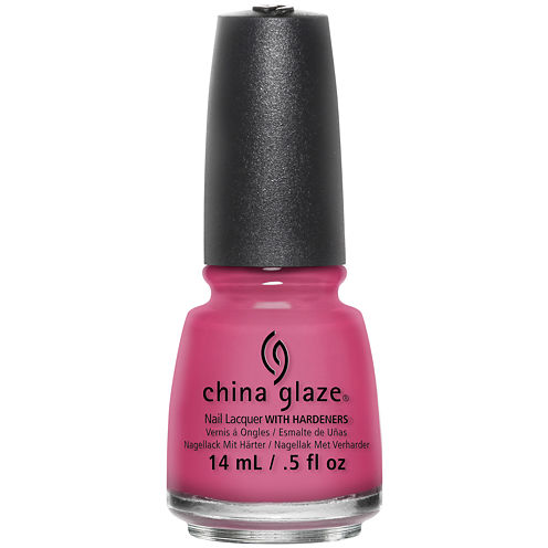 China Glaze® Shocking Pink Nail Polish - .5 oz.