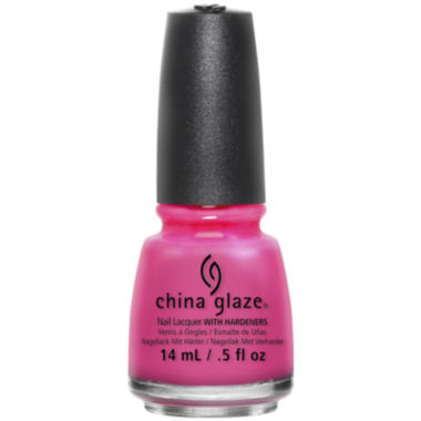 jcpenney.com | China Glaze® Pink Voltage Nail Polish - .5 oz.