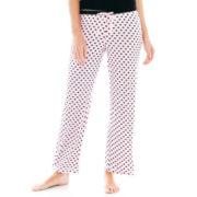 Rene Rofe® Drawstring Knit Sleep Pants