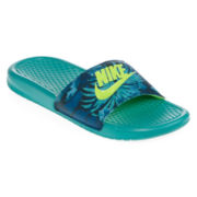 Nike® Benassi JDI Slide Sandals