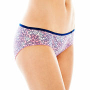 Flirtitude® Tailored Hipster Panties